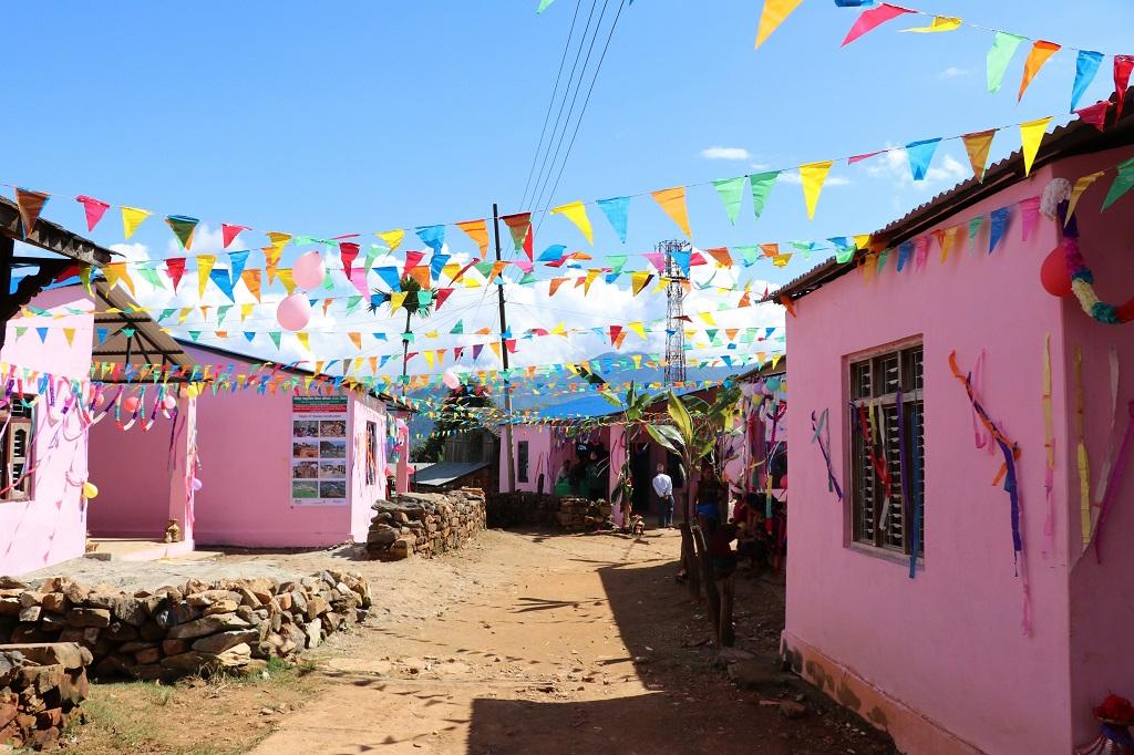Gauthale community settlement, dhading